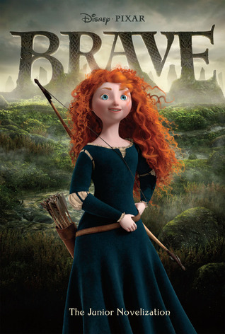 Brave: The Junior Novelization by Walt Disney Company, Irene Trimble
