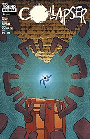 Collapser (2019-) #2 by Mikey Way, Shaun Simon, Ilias Kyriazis, Cris Peter
