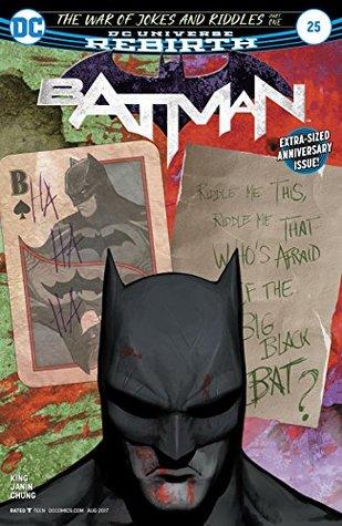 Batman #25 by Tom King, Mikel Janín, June Chung