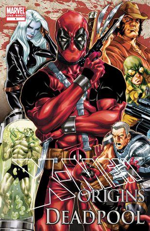 X-Men Origins: Deadpool by Steve Buccellato, Leandro Fernández, Mark Brooks, Duane Swierczynski
