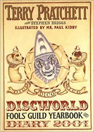 Discworld Fools' Guild Diary 2001 by Stephen Briggs, Terry Pratchett, Paul Kidby