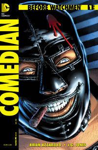 Before Watchmen: The Comedian #1 by Brian Azzarello, J.G. Jones