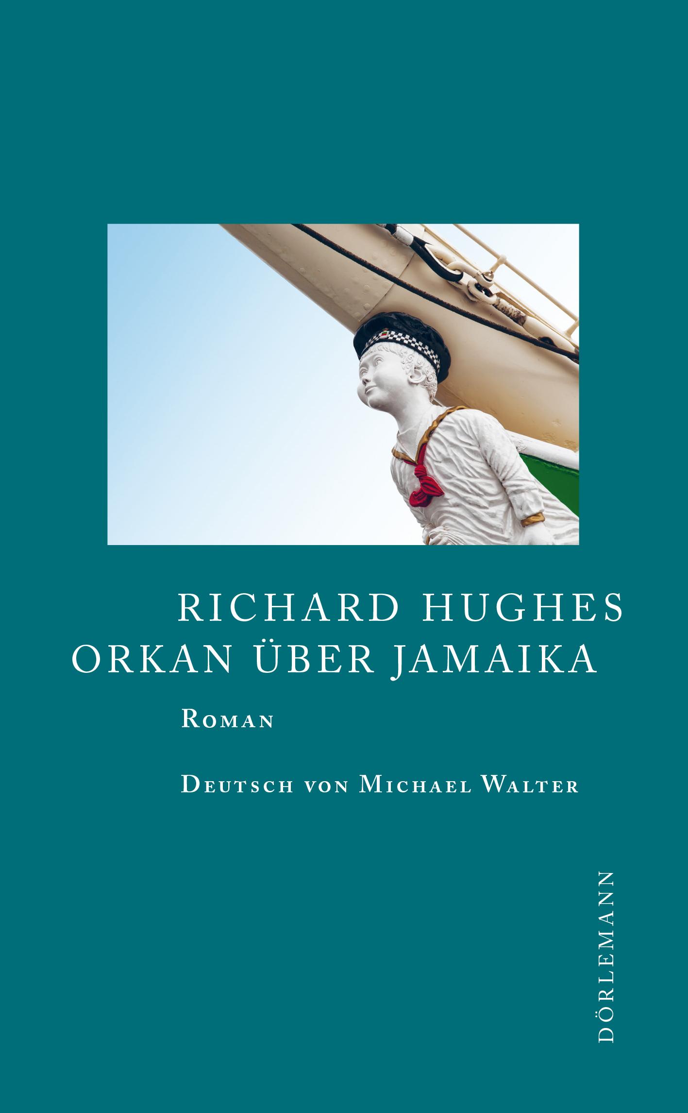 Orkan über Jamaika by Richard Hughes