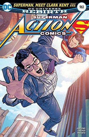 Action Comics #963 by Seth Mann, Patrick Zircher, Tomeu Morey, Clay Mann, Dan Jurgens, Arif Prianto