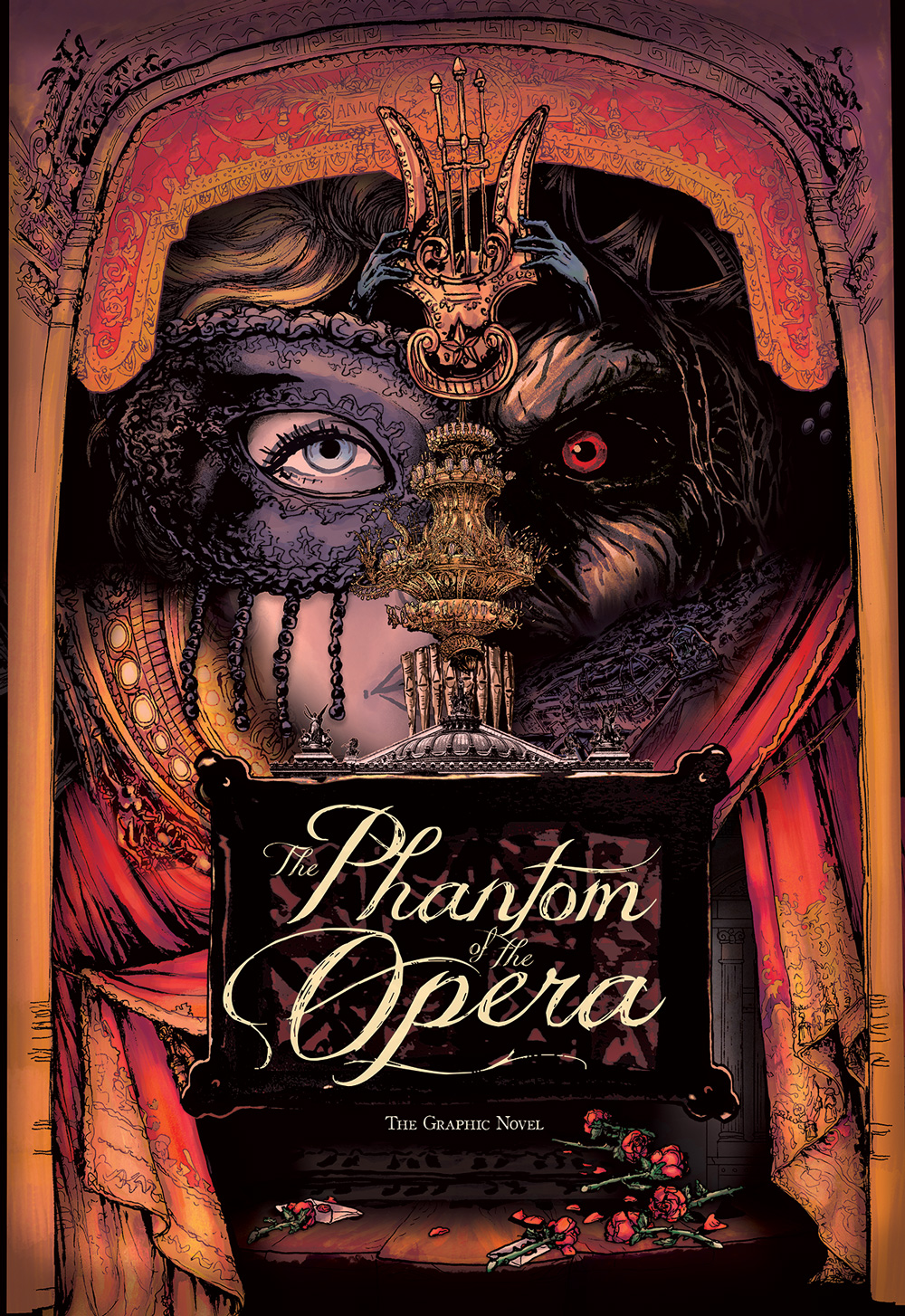 The Phantom of the Opera by Varga Tomi