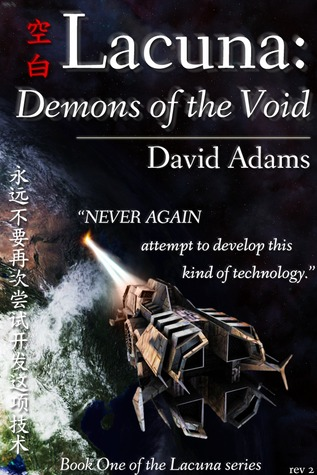 Demons of the Void by David Adams