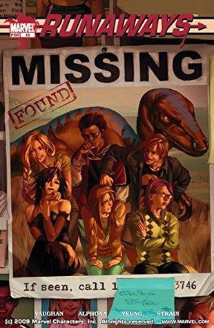 Runaways (2003-2004) #18 by Adrian Alphona, Christina Strain, Craig Yeung, Brian K. Vaughan