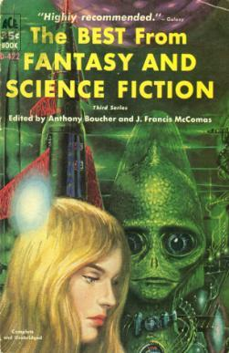 The Best from Fantasy and Science Fiction, Third Series by Anthony Boucher, J. Francis McComas