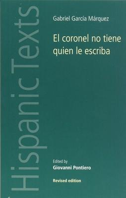Coronel No Tiene Quien Le Escriba (Revised) by Gabriel García Márquez