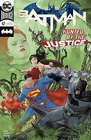 Batman #42 by Tom King, Mikel Janín, June Chung