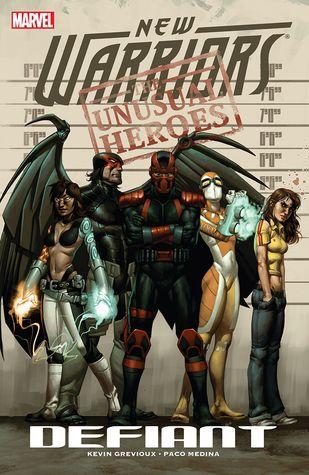 New Warriors, Vol. 1: Defiant by Juan Vlasco, Paco Medina, Kevin Grevioux
