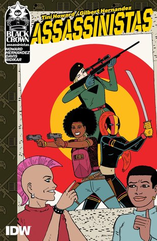 Assassinistas by Gilbert Hernández, Tini Howard
