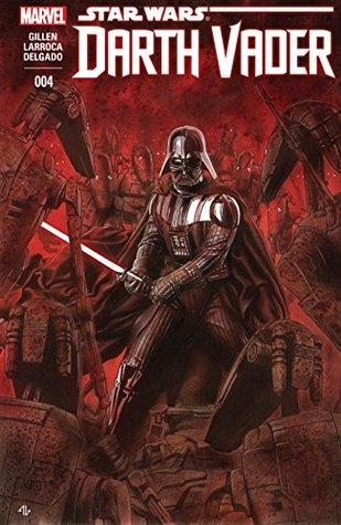 Darth Vader #4 by Adi Granov, Kieron Gillen, Salvador Larroca
