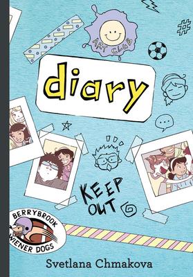 Diary by Svetlana Chmakova