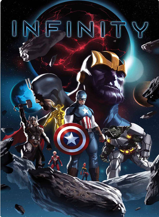 Infinity Companion by Pat Oliffe, Brian Michael Bendis, Zeb Wells, Barry Kitson, Charles Soule, Scott Hepburn, Kelly Sue DeConnick, Jefte Palo
