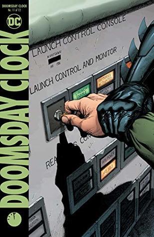 Doomsday Clock #11: A Lifelong Mistake by Gary Frank, Geoff Johns, Brad Anderson