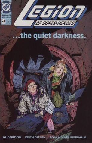 ...the quiet darkness (Legion of Super-Heroes v4 #14-24, Annual 2) by Tom Bierbaum, Tom McCraw, Al Gordon, Jason Pearson, Keith Giffen, Brandon Peterson, Dusty Abell