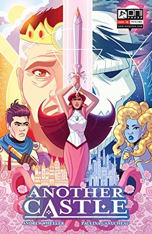Another Castle #1 by Paulina Ganucheau, Andrew Wheeler
