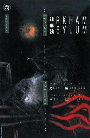 Arkham Asylum by Grant Morrison, Dave McKean