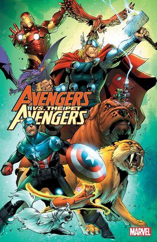 Avengers vs. Pet Avengers by Chris Eliopoulos, Ig Guara