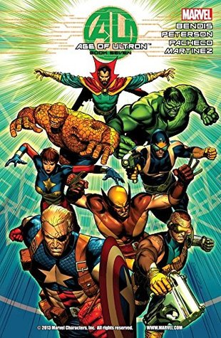 Age of Ultron #7 by Brian Michael Bendis, Carlos Pacheco, Brandon Peterson