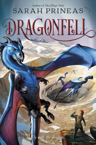 Dragonfell by Sarah Prineas