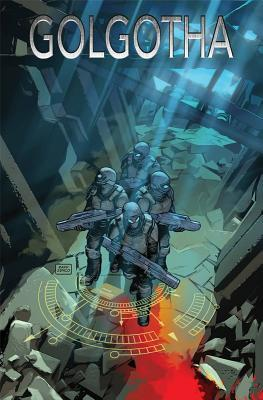 Golgotha by Matt Hawkins, Bryan Edward Hill, Yuki Saeki, Joe Jusko