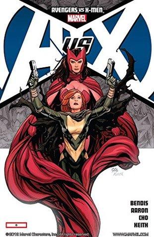 Avengers vs. X-Men #0 by Brian Michael Bendis, Jason Aaron, Frank Cho