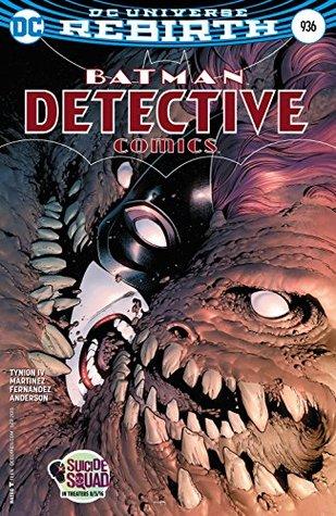Detective Comics #936 by Alvaro Martinez, James Tynion IV