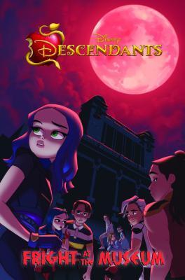 Descendants: Fright at the Museum by Delilah S. Dawson, Elizaveta Shokareva, Anna Cattish