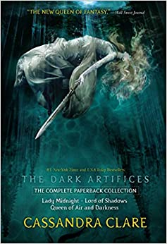 The Dark Artifices collection by Cassandra Clare