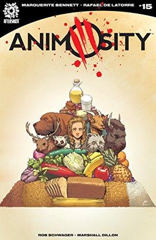 Animosity #15 by Marguerite Bennett, Marshall Dillon, Rob Schwager, Marcelo Maiolo, Rafael de Latorre