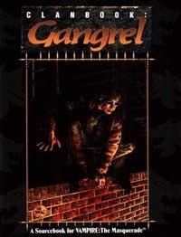 Clanbook: Gangrel by Tim Bradstreet, Brad Freeman