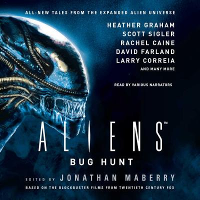 Aliens: Bug Hunt by Jonathan Maberry