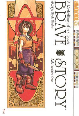 Brave Story, Volume 1: A Retelling of a Classic by Miyuki Miyabe