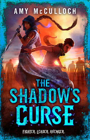 The Shadow's Curse by Amy McCulloch