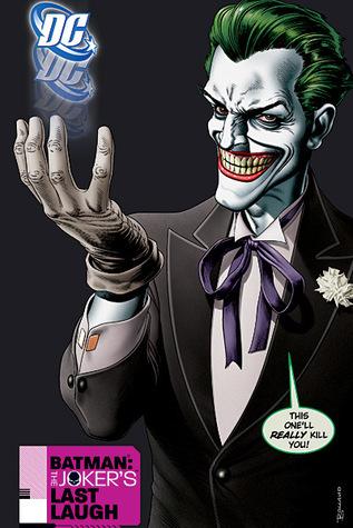 Batman: Joker's Last Laugh by Chuck Dixon, Walter McDaniel, Marcos Martín, Scott Beatty, Ron Randall