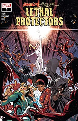 Absolute Carnage: Lethal Protectors (2019) #3 by Flaviano, Frank Tieri, Iban Coello