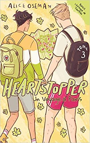 Heartstopper, Tome 3 by Alice Oseman