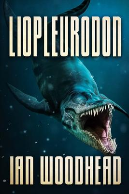Liopleurodon by Ian Woodhead