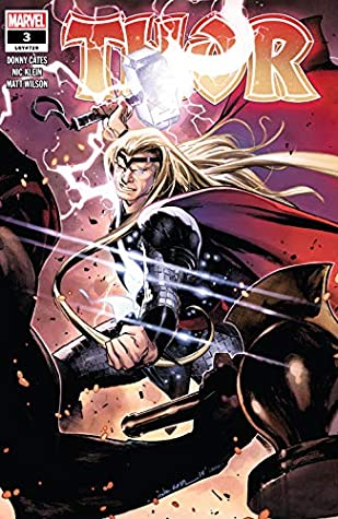 Thor (2020-) #3 by Olivier Coipel, Nic Klein, Donny Cates