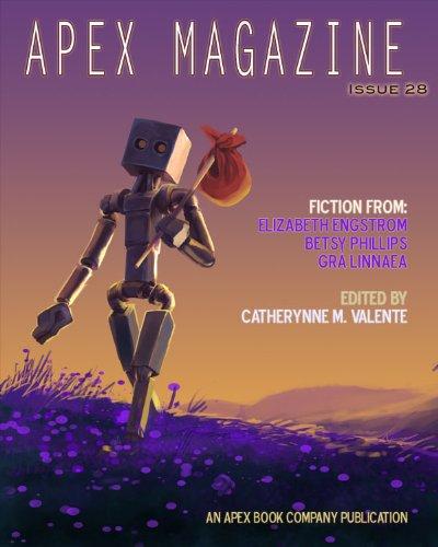 Apex Magazine - September 2011 by Catherynne M. Valente, Betsy Phillips, Grá Linnaea, Elizabeth Engstrom, John H. Stevens, Erik Amundsen