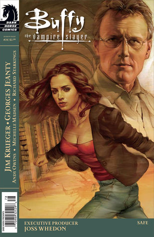 Buffy the Vampire Slayer: Safe by Richard Starkings, Georges Jeanty, Michelle Madsen, Joss Whedon, Jim Krueger, Andy Owens