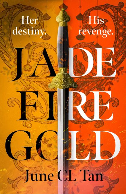 Jade Fire Gold by June C.L. Tan