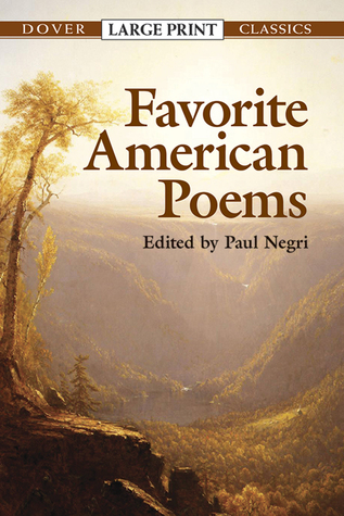 Favorite American Poems by Paul Negri