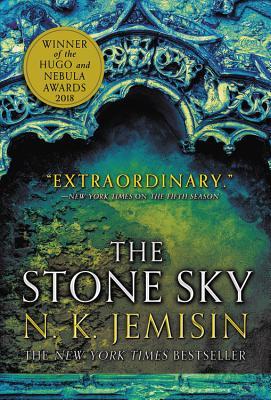 The Stone Sky by N.K. Jemisin