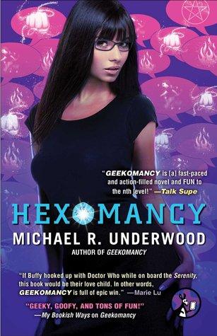 Hexomancy by Michael R. Underwood