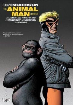The Animal Man Omnibus by Mark McKenna, Mark Farmer, Grant Morrison, Chas Truog, Paris Cullins, Doug Hazlewood, Steve Montanto, Tom Grummett