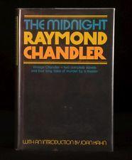The Midnight by Joan Kahn, Raymond Chandler