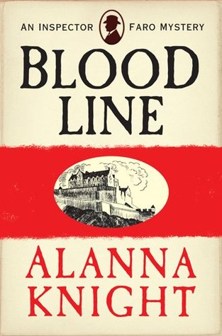 Blood Line by Alanna Knight